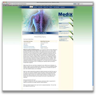 Medix Occupational Health Services